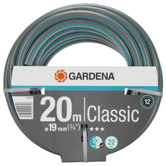 Gardena Gartenschlauch Classic 20 m 3/4 Zoll Nr.18022-20