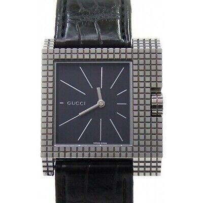 GUCCI MEN'S WATCH- SWISS MADE- MODEL: 7100 M- Retail:$1300