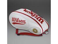 Wilson 100 Year Tour Molded 9pk Tennis Racket Bag