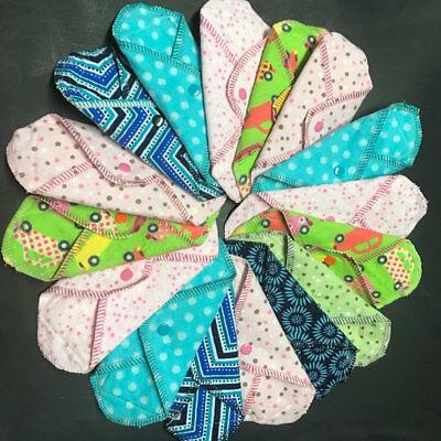 - NEW SIZE: MamaBear LadyWear Cloth Menstrual Pad, Pantyliner - Mini Maxi, Petite