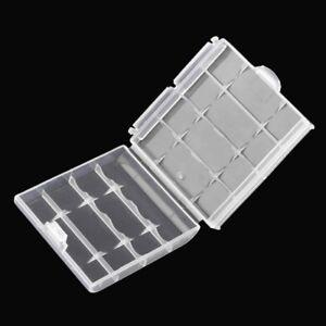 """BOÎTIER vide pour 4 batteries rechargeables """"AA"""" ou """"AAA"""" VVV"""