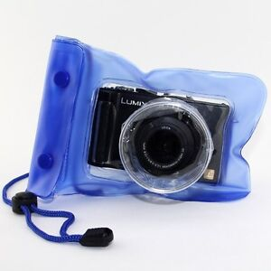 New Waterproof Underwater Case Bag Cover for Digital Cameras - Best Selle