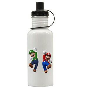 Personalized-Super-Mario-Luigi-Brothers-Water-Bottle