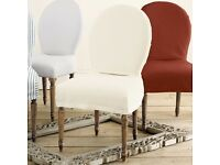 4 OKA dining chairs