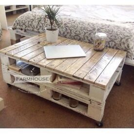 Two wooden pallets for FREE!!!