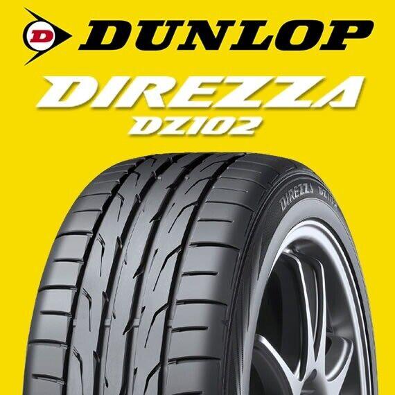 Dunlop Direzza Dz102 Review >> New 2 X 275 35 R18 95w Dunlop Direzza Dz102 In Mitcham London Gumtree