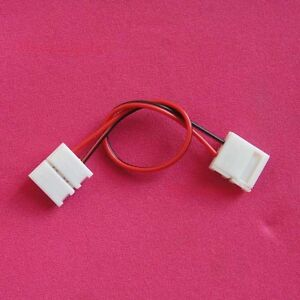 10PCS-10MM-Width-Connector-For-Single-Color-5050-Led-Strip-lights-No-Need-Solder