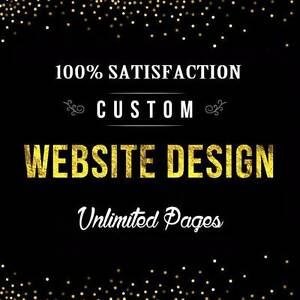 Website Design Perth - Unlimited Pages - Only $395 East Perth Perth City Area Preview