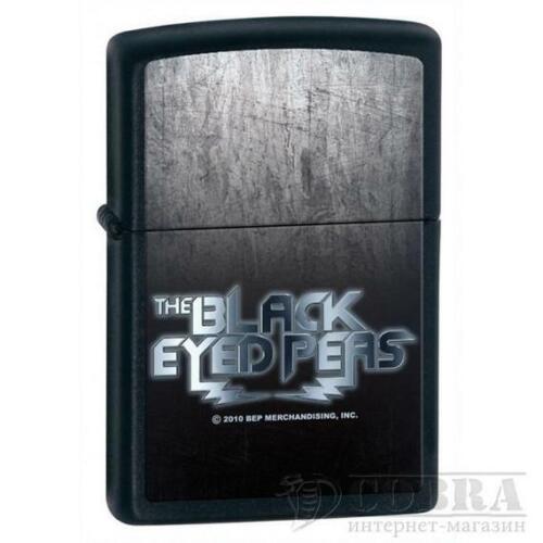 Cool Black Eyed Peas Zippo Lighter
