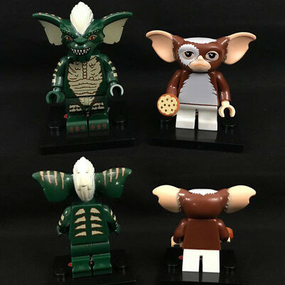 GIFTS GIZMO  MINI FIGURE, FITS LEGO GREMLINS TV   MOVIE
