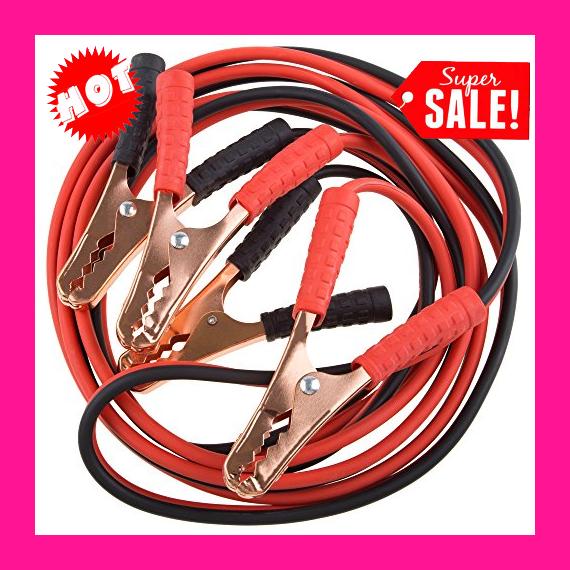 Pasa Corriente Para Carro Automovil Cables Pasar Autos Bateria Cable De Arranque - $17.99