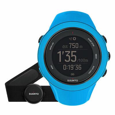 Reloj Running Carreras Multideporte suunto AMBIT3 Sport Hr Blue GPS Pulsómetro