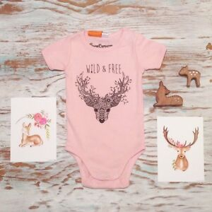 Boho Baby Onesie - Tiny Gypsy Manly Brisbane South East Preview