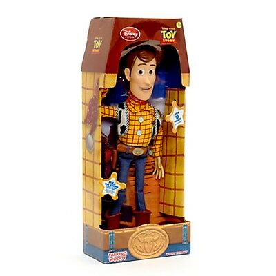 Original Disney Woody Toy Story 3 Sprechende Actionfigur Figur NEU OVP
