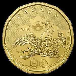 2016 Rio Olympics Lucky Loony Dollar