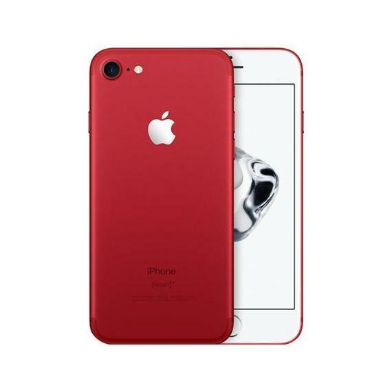 APPLE IPHONE 7 128GB RED RICONDIZIONATO GRADO A