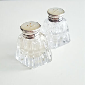 Salt and Pepper Shakers - Mother of Pearl Top West Island Greater Montréal image 3