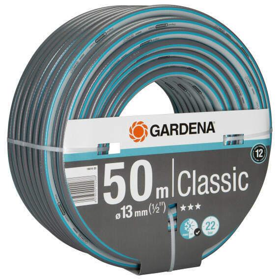 Gardena Gartenschlauch Classic 50 m 1/2 Zoll Nr.18010-20