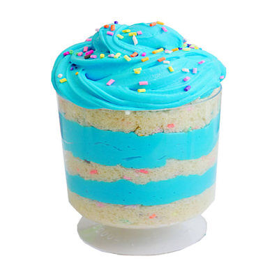 Bubble Gum Cake Kit Cloud SLIME 12oz Kids Stress Toy Putty Fluffy Scented Gift ()