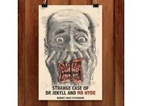 Poster for Dr Jekyll and Mr Hyde