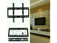"26"" - 55"" inch Slim TV Bracket Wall Mount For TV LCD LED Plasma"