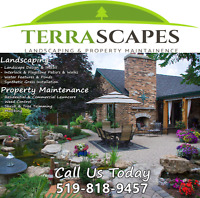 TERRASCAPES LANDSCAPING & PROPERTY MAINTENANCE