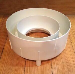 Tefal Juice Master Juicer 8310 Replacement Part, Pulp Separator Bowl Ring