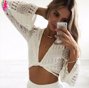 BRAND NEW Two Piece Lace Front Tie Coachella Festival Outfit Kitchener / Waterloo Kitchener Area image 5