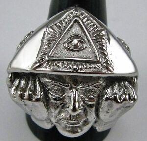 Occult Ring Ebay