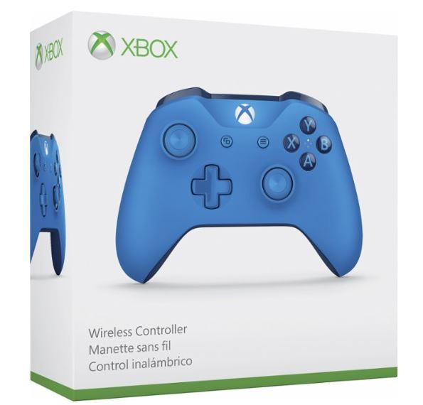 Xbox One Controller - Blue