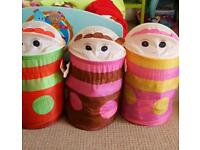 In the night garden tombilboo pop up storage baskets
