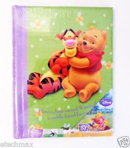 new sealed DISNEY Winnie the Pooh Photo Album  8