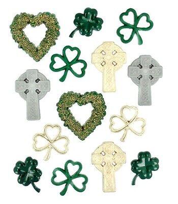 Jesse James - Dress It Up - St. Patrick's Day - Emerald Isle
