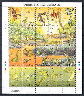 Sierra Leone Scott 1498 Mint NH (Catalog Value $22.50)