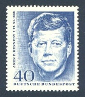 John F Kennedy Stamp - John F Kennedy Honored on 1964 German Stamp #901 Mint NH Complete