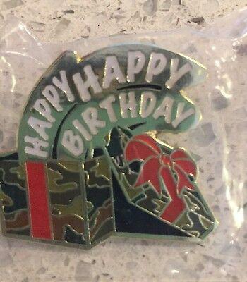 Wal-mart Pin - Walmart Happy Birthday Pin - Happy Birthday - New