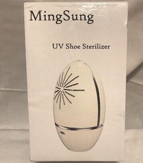 Electric UV Shoe Sterilizer MingSung Smart Egg Shoe dryer Sanitizer