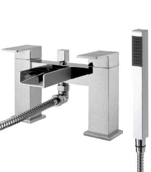 Zz04 waterfall bath shower mixer tap