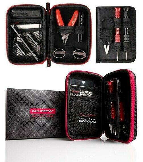 COIL MASTER DIY KIT MINI - Multi function screwdrivers / Coiling rods Much More