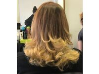 MOBILE HAIR STYLIST WITH 25 YEARS EXPERIENCE IN WEST LONDON / MIDDLESEX