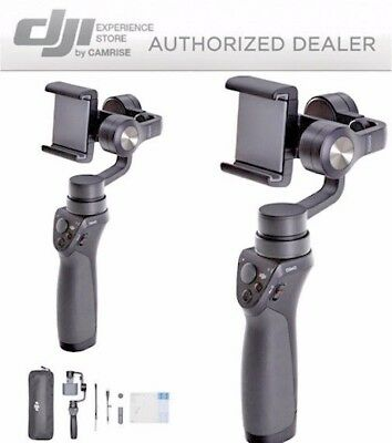 DJI Osmo Mobile includes One Year Warranty