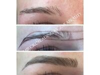 Best Microblading New Year Offer 120 £ MicroBrows for Booking call 07460728446