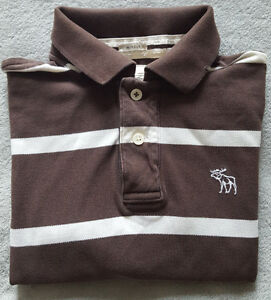 Abercrombie & Fitch Men's Polo (Size: Medium)