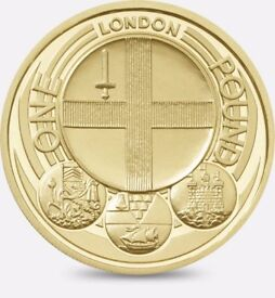 Capital City – 2010 - LONDON - One Pound Coin
