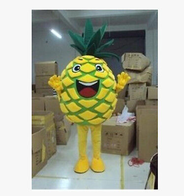 2017 new Fruits Vegetable festival Mascot COSTUME party game Fancy Dress Adults ](Halloween Fancy Dress Party 2017)