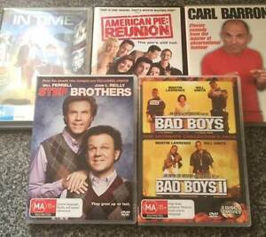 BULK - DVDS St Leonards Willoughby Area Preview