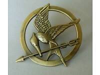 Brand New Hunger Games Brooch Pin