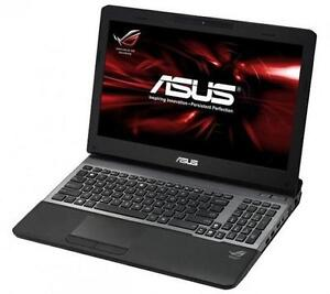 Portable Gamer - ASUS G55VW-DS71