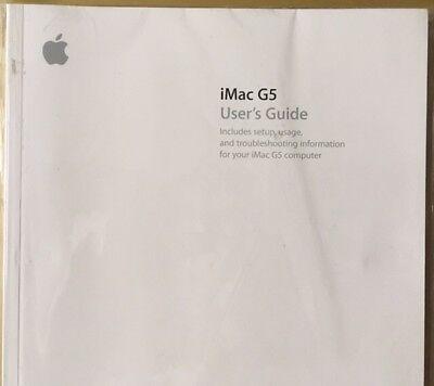 Apple Imac G5  User