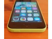 IPHONE 5C UNLOCKED 32GB TO ALL NETWORKS